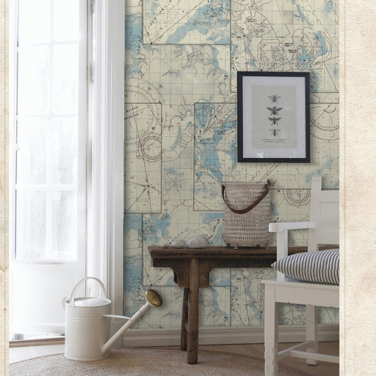 Wall Paper Decoration Design : Wall design paper interior decoration material vinyl