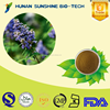 Pharmaceutical grade protecting liver Vitex agnus-castus extract powder 0.5% Agnuside