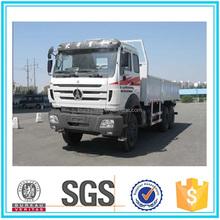 China military quality beiben 6*4 lorry van truck cargo truck price algeria