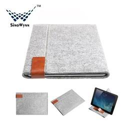 For iPad Air 2 Case! eco-friendly felt Pro Sleeve Case for iPad Air 2