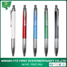 Novelty Clip Business Gift Metal Pen