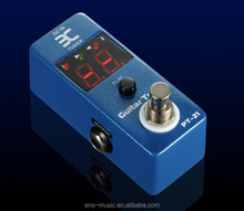 Hot selling blue pedal tuner with high quality