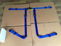 tuning racing sport car seat belt ( red, black, blue, yelow)