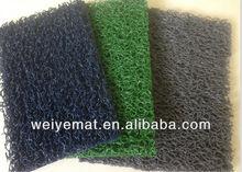 rolo de pvc esteira da bobina tapetes fabricação