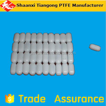 Top grade PTFE rod magnetic bar stirring bar Teflon rod Made in China