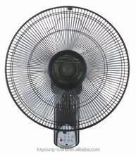 greenhouse industrial exhaust fan / figure 8 oscillation wall mounted fan withETL