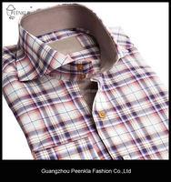 Cutaway collar fashion men shirts 2015 turkey istanbul design