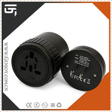 Promotional gift item Travel using Application CE/IEC universal travel adapter