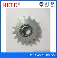 HETD high quality install/assemble Ball bearing idle 6204 6004 ID sprockets