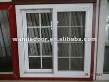 High quality PVC beautiful window grill design