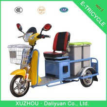 supplier environmental-friendly garbage chute electric tricycle