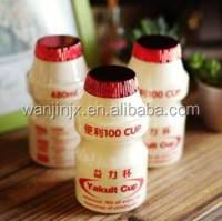 Milk/ Juice Aluminum foil filling machine for PET Bottle Made In China