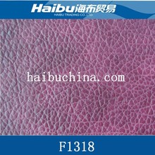 hot selling soft Pu leather from Guangzhou factory