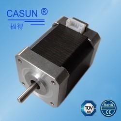 Factory price 1.5A 3d printer stepper motor 600mN.m torque nema 17 micro 2.7volt 60mm size step motor for 3d printer