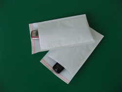 White Kraft Bubble Mailer/air Bubble Film Bag/kraft Inflatable Bubble Bag