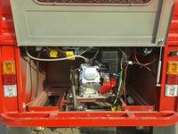 3 wheeler passenger tricycle/petrol power