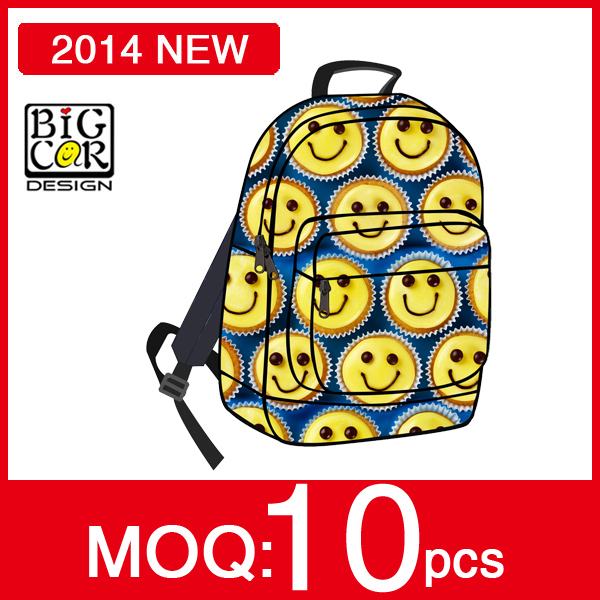 14a7691ab20c 2015 Polyester Colorful Printing Laptop Backpack