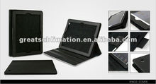 leather Tablet computer case with sublimation blank