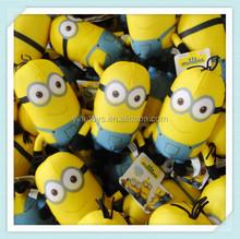 ICTI Audit Factory Nylon Sublimation Minions Plush Toys