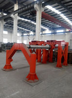 concrete tube forming machine for concrete pipes
