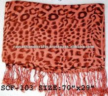 2012 Lady Fashion Viscose cotton animal printed wholesales Scarves scarf Shawls printed knitted square nylon winter summer