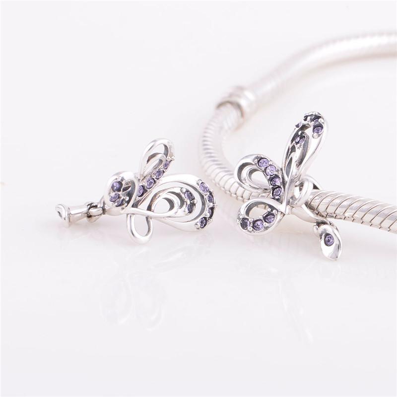 МодныйСвадьба наборы украшений очарование Европейского Бисера Совместимость с любовью браслеты GW изящных ювелирных изделий X253