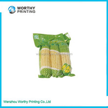 Wholesale Custom Vacuum chicken packing bag, corn packing bag