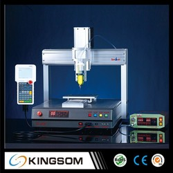 SMT Glue Dispenser of epoxy dispenser machine for fast dot/in line dispensing