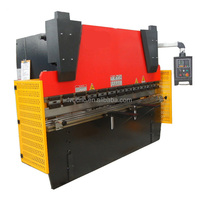 WC67K Hydraulic CNC Amada Press Brake,Plate Amada Press Brake