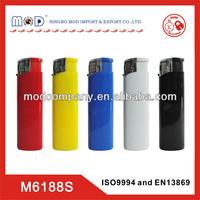 Europe Standard piezo elelctronic plastic cigarette lighter-ISO9994 lighter China