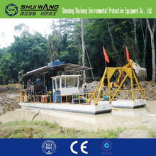 river gold mining equipment 260-350 tons/hour export to africa