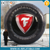 2015 Hot sale Advertising inflatable tyre/tire,inflatable replicas model,inflatable model for advertising