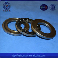 Chrome Steel single row specification China thrust ball bearing