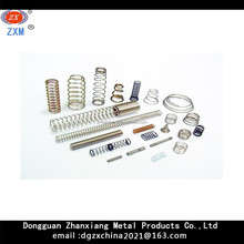 OEM customize flat leaf type stainless steel compression spring