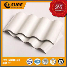 co-extrusion different colour pvc roofing