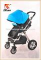 2015 luxo projeto original grande carrinho de bebê rodas 3-in-1