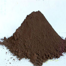 iron oxide brown pigment as colored brick