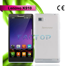 lenovo k910 dual sim card ram 2gb rom 16gb 5.5 inch high screen android four sim cards mobile phone with tv