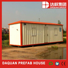 prefabricated folding container house exported Australia with good price