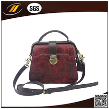 Good Quality Tote Large Soft Leather Woman Handbag