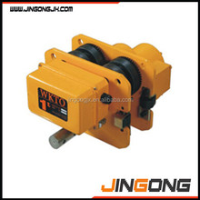 heavy duty best selling industrial 1 t electric beam trolley