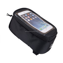 2015 Bicycle Frame Pannier Front Top Tube Bag Pack Rack
