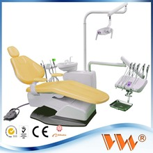 Silent oiless DC motor royal dental chair