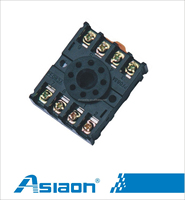 Asion universal electrical PF083A relay socket