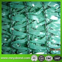 HDPE sail materal and finishing low price sunshade net