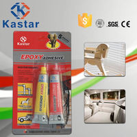 good helper ISO9001 approved double components ab glue epoxy resin for ceramics