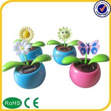 Promotion Gifts dancing flip flap solar flower