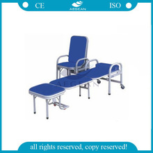 AG-AC002 hospital used ward furniture foldaway chairs