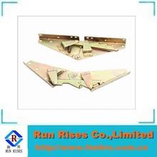 Folding sofa bed mechanism/metal sofa frame/click clack mechanism C04