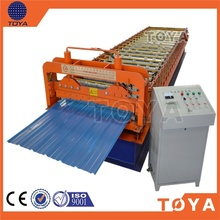 TOYA specialized jch roll forming machine/joint hided roll former /automatic stamp machine